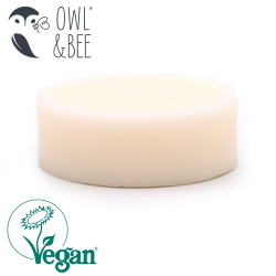 Owl & Bee®'s no-added scent hair conditioner bar